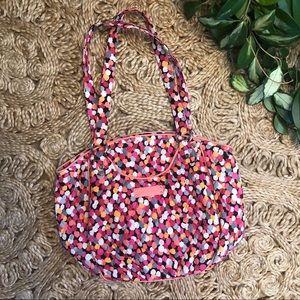 Vera Bradley Glenna Bag in Pixie Confetti
